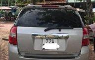 Gia đình bán Chevrolet Captiva sản xuất 2008, màu bạc giá 300 triệu tại BR-Vũng Tàu