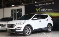 Bán xe Hyundai Santa Fe 2.4AT 4WD sản xuất 2015, màu trắng giá 936 triệu tại Tp.HCM