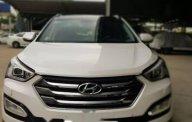 Bán xe Hyundai Santa Fe 4WD 2.4AT đời 2015, màu trắng, 936 triệu giá 936 triệu tại Tp.HCM