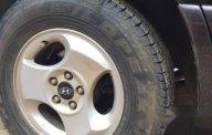 Bán Hyundai Santa Fe đời 2003, màu đen xe gia đình, giá tốt giá 250 triệu tại Sơn La