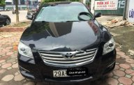 Xe Toyota Camry 2.4G sản xuất năm 2007, màu đen chính chủ  giá 505 triệu tại Hà Nội