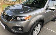 Cần bán lại xe Kia Sorento 2.4AT sản xuất năm 2012, màu xám, 555tr giá 555 triệu tại Tp.HCM