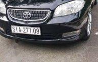 Bán Toyota Vios sản xuất năm 2005, màu đen, 178 triệu giá 178 triệu tại Bình Dương