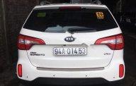 Bán xe Kia Sorento MT năm 2015, màu trắng giá 650 triệu tại Bạc Liêu