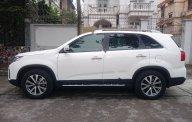 Cần bán xe Kia Sorento GAT đời 2015, màu trắng giá 738 triệu tại Hà Nội