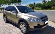 Bán chiếc Captiva 2008, xe sơn chống ồn, chống rỉ sét đầy đủ giá 285 triệu tại TT - Huế