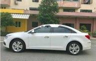 Cần bán Chevrolet Cruze LTZ đời 2015, màu trắng xe gia đình giá cạnh tranh giá 490 triệu tại Tp.HCM