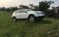Cần bán Nissan Qashqai năm 2007, màu trắng, nhập khẩu nguyên chiếc giá 450 triệu tại Hà Nội