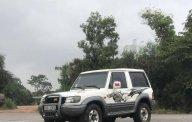 Cần bán gấp Hyundai Galloper đời 2000, màu trắng, đăng kiểm còn giá 86 triệu tại Vĩnh Phúc