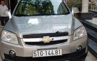 Bán Chevrolet Captiva LT sản xuất năm 2008, xe gia đình, chạy cẩn thận, ít trầy xước giá 285 triệu tại Tp.HCM
