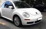 Cần bán gấp Volkswagen New Beetle 2.5 AT 2007, màu trắng, nhập khẩu   giá 470 triệu tại Tp.HCM