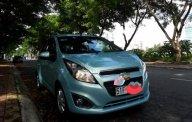 Cần bán lại xe Chevrolet Spark LTZ sản xuất năm 2015, màu xanh lam   giá 280 triệu tại BR-Vũng Tàu