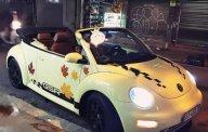 Bán ô tô Volkswagen New Beetle 2.0 AT sản xuất 2003, màu kem (be), nhập khẩu chính chủ giá 385 triệu tại Hà Nội