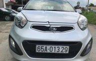 Cần bán gấp Kia Picanto 1.25 AT đời 2011, màu bạc, nhập khẩu nguyên chiếc giá 275 triệu tại Cần Thơ