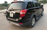 Gia đình bán Chevrolet Captiva LT đời 2008, màu đen   giá 300 triệu tại Hà Nội