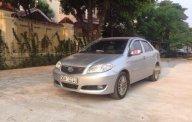 Cần bán xe cũ Toyota Vios MT sản xuất 2007, màu xám, 183tr giá 183 triệu tại Hà Nội