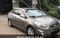 Bán Hyundai Accent 1.4 Blue năm 2014, màu nâu, nhập khẩu giá 449 triệu tại Thanh Hóa