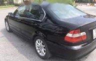 Bán xe BMW 318i năm sản xuất 2008, màu đen, nhập khẩu, số tự động giá 380 triệu tại Hà Nội