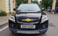 Chính chủ bán xe Chevrolet Captiva LT sản xuất năm 2008, màu đen giá 288 triệu tại Hà Nội