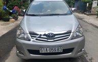 Cần bán gấp Toyota Innova 2.0G năm 2011, màu bạc số sàn giá 510 triệu tại Tp.HCM