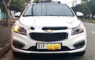 Bán Chevrolet Cruze 1.8LTZ năm sản xuất 2015, màu trắng xe gia đình giá cạnh tranh giá 480 triệu tại Tp.HCM