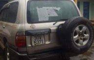 Bán Toyota Land Cruiser năm sản xuất 2002, màu bạc giá cạnh tranh giá Giá thỏa thuận tại Gia Lai