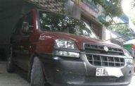 Bán xe Fiat Doblo đời 2004, màu đỏ, xe nhập giá 85 triệu tại Tp.HCM