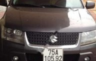 Bán Suzuki Grand vitara 2011, màu xám, xe nhập giá 500 triệu tại Tp.HCM