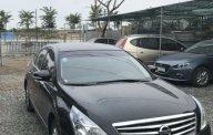 Bán Nissan Teana 2.0 AT sản xuất 2010, màu đen, máy êm ru giá 490 triệu tại Hà Nội