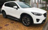 Cần bán gấp Mazda CX 5 2.5 AT 2WD đời 2017, màu trắng chính chủ   giá 855 triệu tại Hải Phòng
