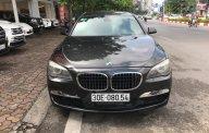 Bán BMW 750Li 2010 màu đen giá 1 tỷ 250 tr tại Hà Nội