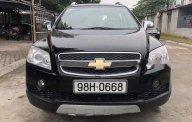 Bán Chevrolet Captiva đời 2009, màu đen số sàn giá 288 triệu tại Hải Dương