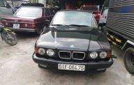 Bán BMW 5 Series 525i năm 1994, màu đen   giá 165 triệu tại Tp.HCM