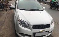 Bán Chevrolet Aveo LT màu trắng 2015, số sàn, xe đẹp không chỗ chê giá 267 triệu tại Tp.HCM