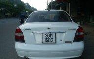 Cần bán xe Daewoo Nubira sản xuất 2002, màu trắng, nhập khẩu nguyên chiếc xe gia đình, 78tr giá 78 triệu tại Bình Định