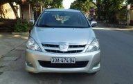 Bán ô tô Toyota Innova G sản xuất 2006, màu bạc giá 318 triệu tại Ninh Bình