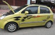 Bán ô tô Chevrolet Spark LTZ 2009, màu vàng giá 140 triệu tại Cần Thơ
