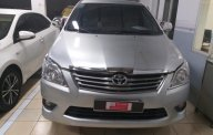 Cần bán xe Toyota Innova G sản xuất 2012, màu bạc giá 420 triệu tại Tp.HCM