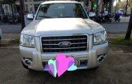Bán ô tô Ford Everest sản xuất năm 2007, màu bạc giá cạnh tranh giá 328 triệu tại Tp.HCM