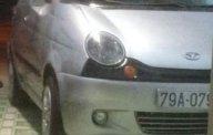 Bán ô tô Daewoo Matiz sản xuất 2008, màu bạc, giá tốt giá 99 triệu tại Khánh Hòa