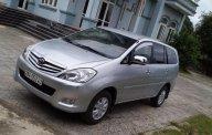 Bán ô tô Toyota Innova G sản xuất 2010, màu bạc giá 391 triệu tại Ninh Bình