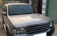 Bán xe Ford Everest năm sản xuất 2006, màu xám còn mới giá 278 triệu tại Tp.HCM