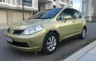Bán Nissan Tiida 1.6 AT 2006, màu xanh lam, nhập khẩu   giá 315 triệu tại Tp.HCM