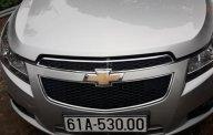 Cần bán Chevrolet Cruze LS năm 2014, màu bạc chính chủ giá 385 tỷ tại Bình Dương