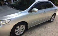 Chính chủ bán xe Toyota Corolla altis 1.8 G đời 2009, màu bạc giá 440 triệu tại Khánh Hòa