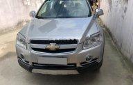 Bán xe Chevrolet Captiva LT 2009, màu bạc, số sàn, 298 triệu giá 298 triệu tại Tp.HCM
