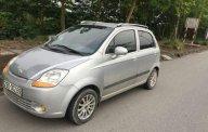 Bán Chevrolet Spark Van đời 2011, màu bạc giá 123 triệu tại Hà Nội