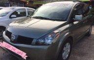 Bán Nissan Quest năm 2005, màu xám, nhập khẩu nguyên chiếc, giá chỉ 410 triệu giá 410 triệu tại Đồng Nai