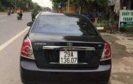 Cần bán xe Chevrolet Lacetti sản xuất 2009, màu đen giá 238 triệu tại Hà Nội