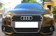 Bán Audi A1 1.4 TFSI nhập Đức màu nâu sản xuất 2010 đăng ký cuối 2011 giá 588 triệu tại Hà Nội